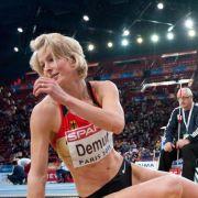Dreispringerin Katja Demut übertrifft EM-Norm (Foto)