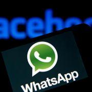 «Spiegel»: EU überprüft Facebook-Kauf von WhatsApp (Foto)