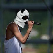 WM-Finale:Cro verschiebt Festival-Auftritt (Foto)