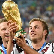 Vom Bankdrücker zum WM-Helden: Mario Götze (Foto)