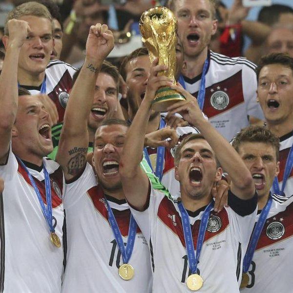 Weltmeister! Götze schießt Deutschland in den Fußball-Himmel (Foto)