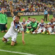 WM-Titel durch Zahlen belegt: Deutsche fast überall top (Foto)
