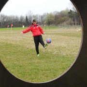 Einlochen mit dem Leder - Die Lifestyle-Sportart Fußballgolf (Foto)