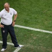 TV-Sender: Scolari nicht mehr Nationaltrainer Brasiliens (Foto)