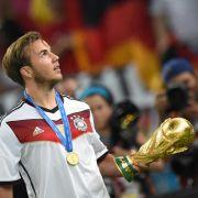 Die Bilder des deutschen WM-Triumphs (Foto)