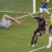 Bayern-Profis mit 18 Toren am treffsichersten bei WM (Foto)
