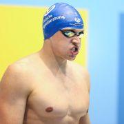 Biedermann sagt Start für zweite Schwimm-EM-Quali ab (Foto)