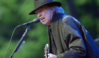 Neil Young wird Firmenchef bei Musik-Startup (Foto)