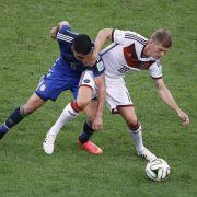 Medien:Weltmeister Kroos bestätigt Wechsel zu Real (Foto)
