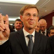 Senkrechtstarter Cerar gewinnt Parlamentswahl in Slowenien (Foto)