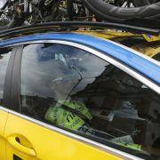 Tour-Träume von Contador enden im Graben - Nächster Favorit raus (Foto)