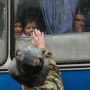 Ukrainische Regierung will mit Separatisten reden (Foto)