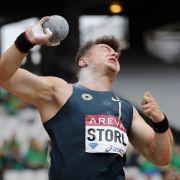 Weltmeister Storl gewinnt Kugelstoß-Meeting in Biberach (Foto)