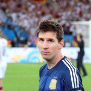 Messi bedankt sich beim Team: Müssen auch stolz sein (Foto)