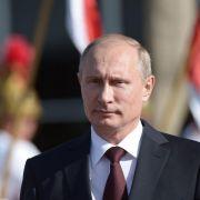 Putin lobt Brasiliens WM-Organisation (Foto)