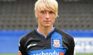 FCK verpflichtetVerteidiger Heubach vom FSV Frankfurt (Foto)