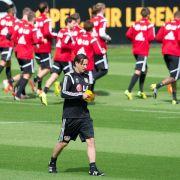 Bayer reist ins Trainingslager: WM-Fahrer kommen nach (Foto)