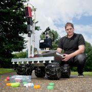 «Simon, such!» - Roboter soll beim Kampf gegen Müll helfen (Foto)