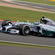 Nach Rosbergs Getriebeschaden: Mercedes zuversichtlich (Foto)