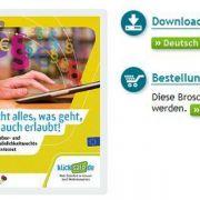 Neue Broschüre informiert Jugendliche über Urheberrechte (Foto)