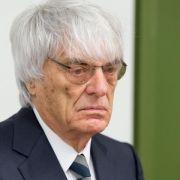 Ecclestone meldet sich im Prozess zu Wort (Foto)
