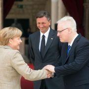 Merkel verspricht Westbalkan Unterstützung für EU-Beitritt (Foto)