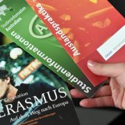 Mehr deutsche Studenten im Ausland eingeschrieben (Foto)