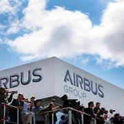 Airbus setzt sich dank «neo»-Jets weiter von Boeing ab (Foto)
