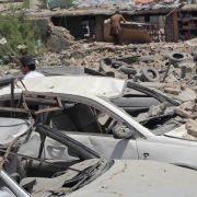 Dutzende Tote bei schwerem Selbstmordanschlag in Kabul (Foto)