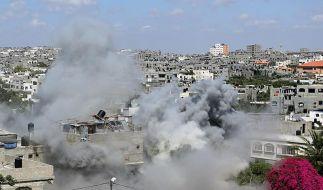 Israel will Angriffe auf Gaza noch verschärfen (Foto)