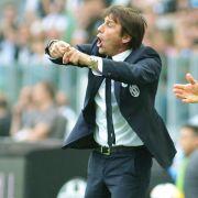 Überraschend: Trainer Conte verlässtMeister Juventus (Foto)