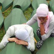 «Mütter von Srebrenica» hoffen auf Urteil gegen Niederlande (Foto)