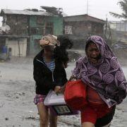 Zwölf Tote durch Taifun «Rammasun» auf den Philippinen (Foto)