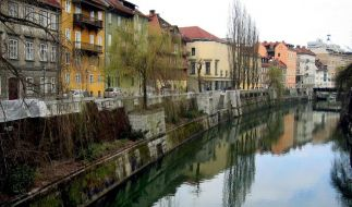 In diesem Fluss ertrank Poker-Spieler Johannes Strassmann. (Foto)