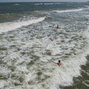 Wassertemperaturen:Rügen und Usedom mit 20 Grad (Foto)
