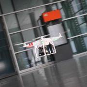 Nürnberger Entwicklermesse zeigt Paket-Drohnen (Foto)
