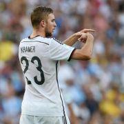 Mönchengladbach kämpft um Weltmeister Kramer (Foto)