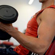Bei schwerer körperlicher Arbeit Rumpfmuskulatur gezielt stärken (Foto)