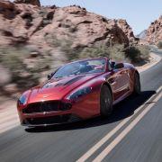 Aston Martin baut V12 Vantage S auch als Roadster (Foto)