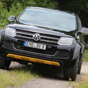 VW Amarok: Tuner-Variante mit V8-TDI (Foto)