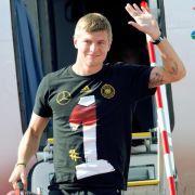 Kroos vor Wechsel: «Morgen oder übermorgen nach Madrid» (Foto)