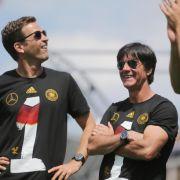 WM-Party wirkt nach: «Rückenwind mitnehmen» (Foto)
