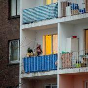 Duisburger Zuwanderer-«Problemhäuser» unbewohnbar (Foto)
