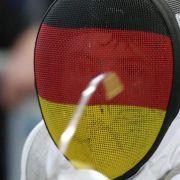 Guter WM-Start für Florettfechter - Braun scheitert (Foto)