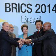 Schwellenländer gründen eigene Bank und Währungsfonds (Foto)