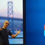 Microsoft-Chef schwört Partnerfirmen auf neuen Kurs ein (Foto)