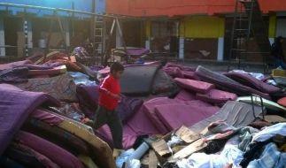 Über 400 Kinder aus Horror-Heim in Mexiko befreit (Foto)