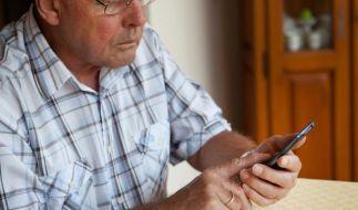Aus Opa wird iOpa - Ein Smartphone für die Großeltern (Foto)
