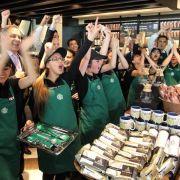Starbucks eröffnet erste Filiale in Kolumbien (Foto)