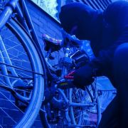 Mit Kette und Code - Der beste Schutz vor Fahrraddieben (Foto)